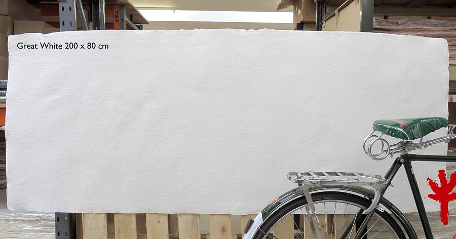 Great White R43W with Bike