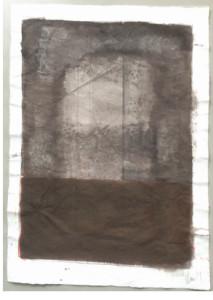 Untitled- Acquarello Carta 45x64 cm