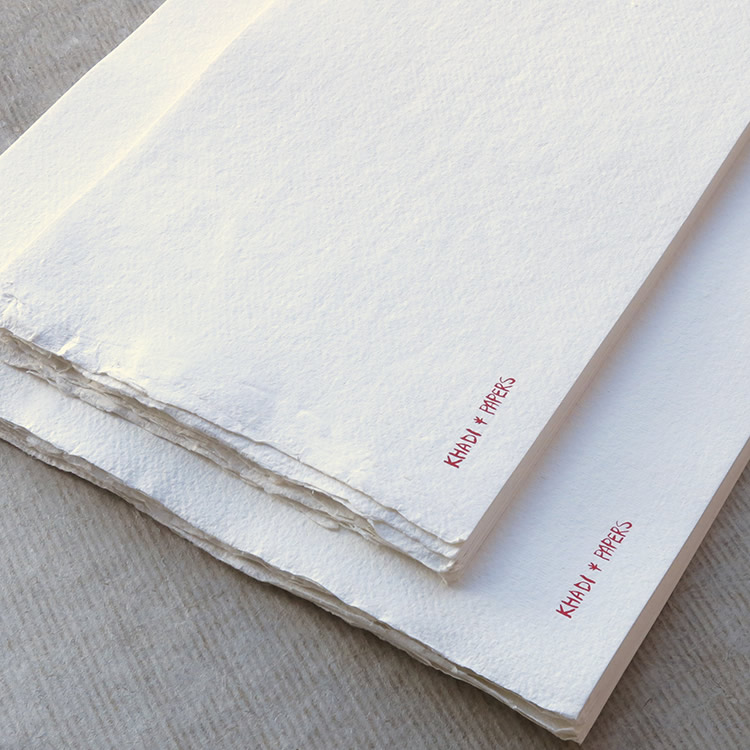 LONG BOOK BBL4 ROUGH - Khadi Papers