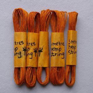Hemp string