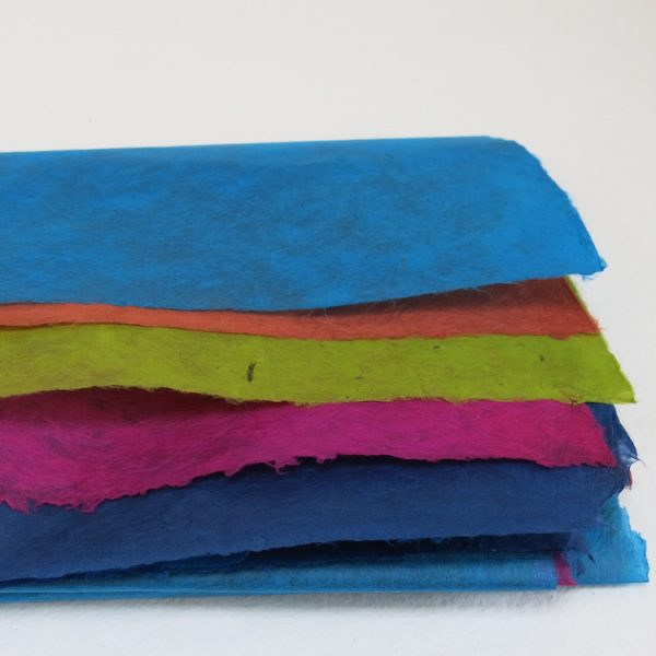 GIFT WRAP PACK COLOUR