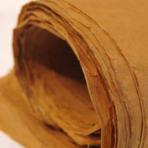 COLOUR LOKTA PAPER Saffron