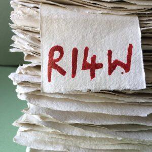 White Rag paper