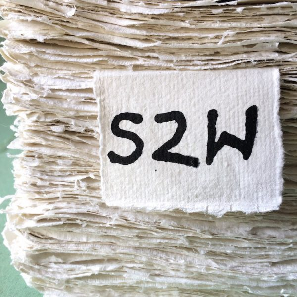 White Rag papers