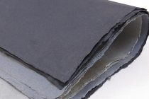 Black and Grey Rag Papers